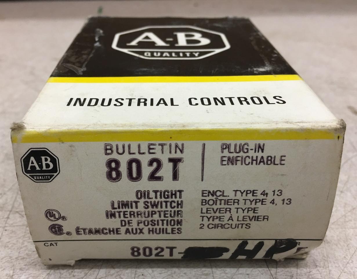 Allen Bradley 802t
