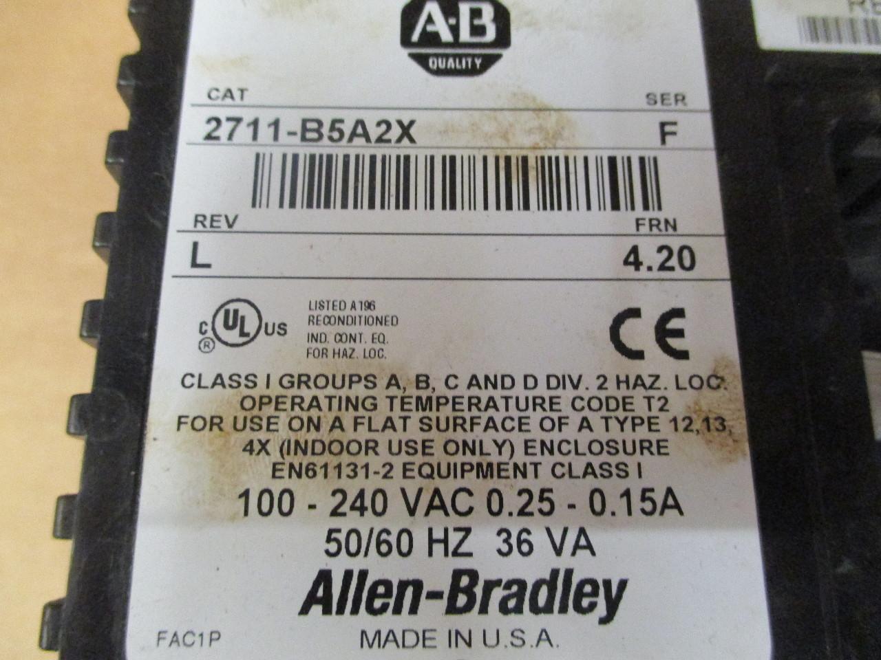 Allen Bradley service manual