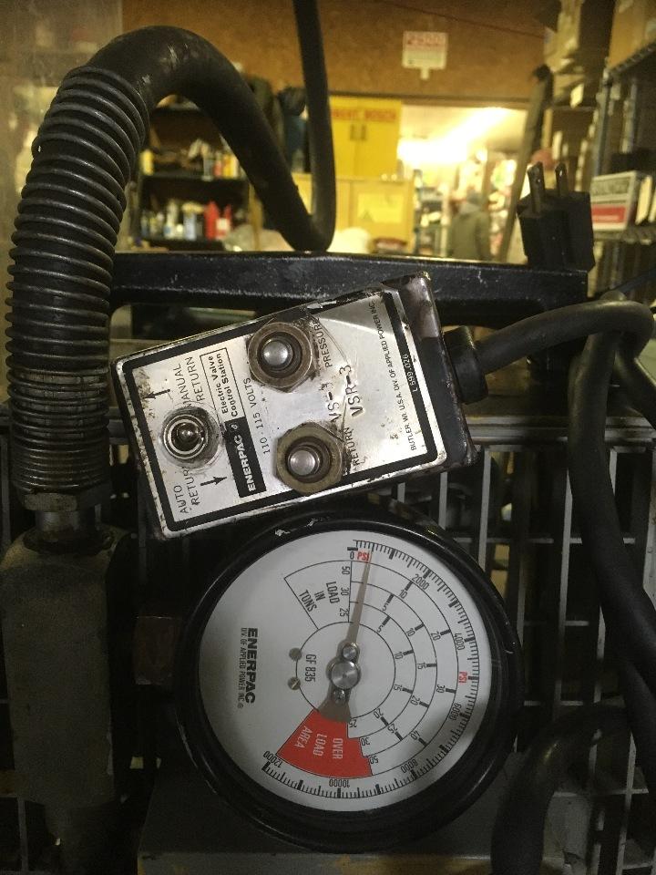 Electric Hydraulic Press Pump
