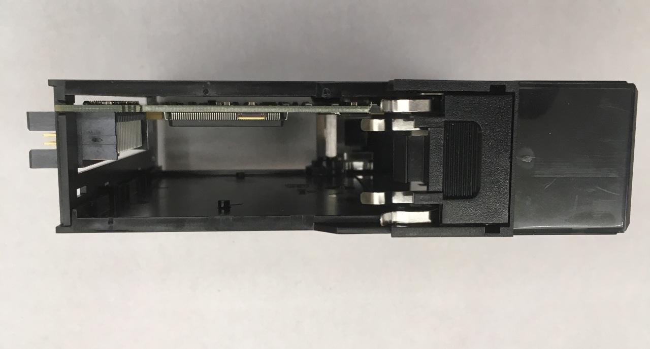 ALLEN BRADLEY- Ethernet/IP 10/100 Mb/s Communications Bridge 1756-ENBT A,  FW 3 9