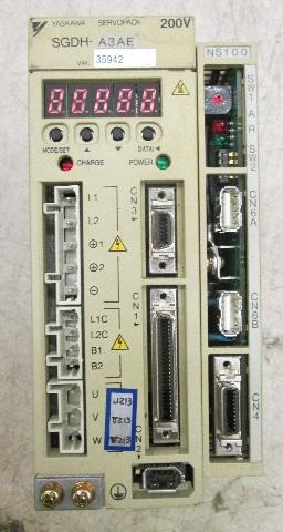 Yaskawa ServoPack SGDH-A3AE