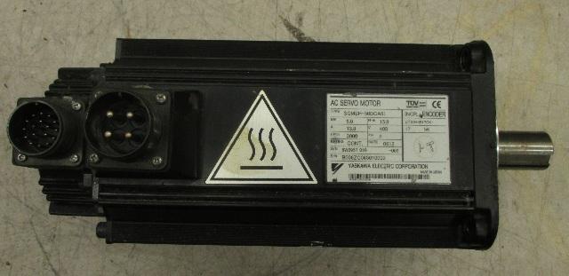 Yaskawa Servo Motor SGMSH-50DCA61