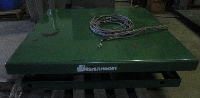 Bishamon Table Lift 1000Kg. Capacity