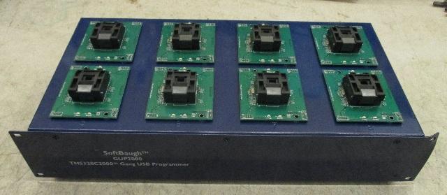SoftBaugh Gang USB Programmer GUP2000