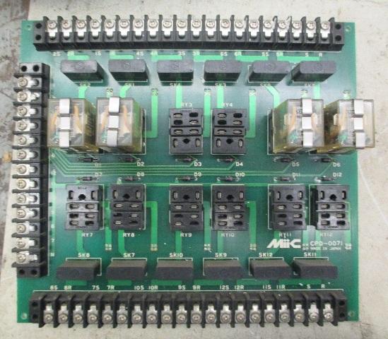 MIIC Circuit Board CPD-0071