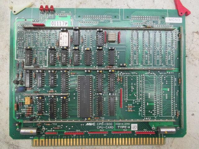 MIIC Circuit Board CPD-1300