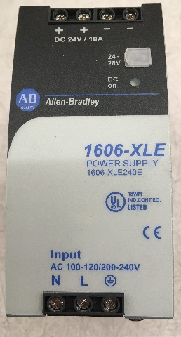 ALLEN BRADLEY 1606-XLE240E Series A, Power Supply