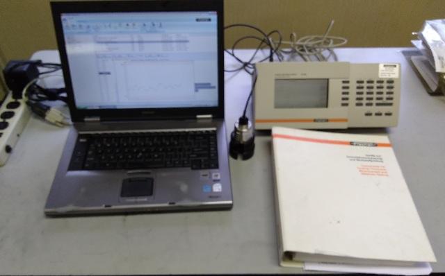 Fischer Fischerscope MMS Multi Measuring System Beta scope