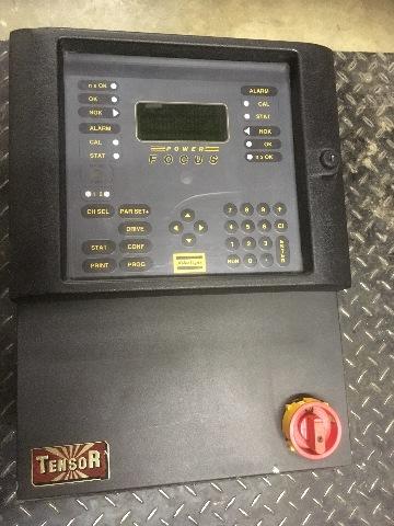 Atlas Copco Focus Tensor Control Unit 2101-S4-115R
