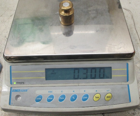 Adam Equipment CBW65A Scale with RS232 Interface