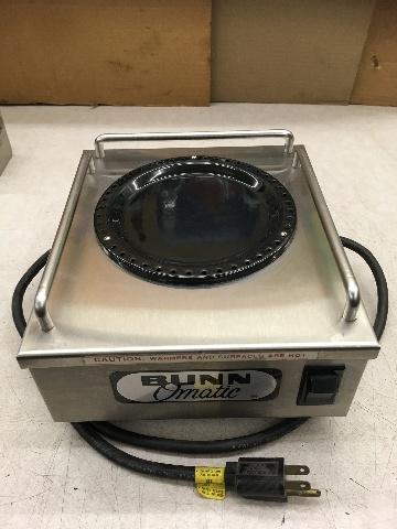 Bunn Omatic- Single burner