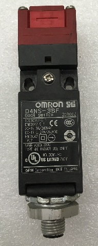 OMRON- STI 240V, Door Switch D4NS-3BF