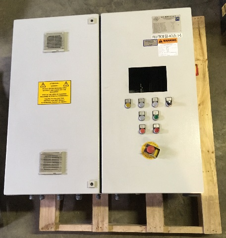 RITTAL Industrial Control Panel Enclosure-Type 1.12 , Isssue No. A-2760,39x39x12