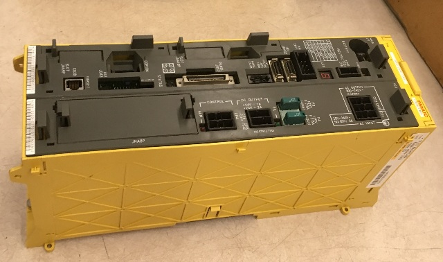 Fanuc- Main CPU Board A16B-3200-0330, W/ Power supply-A16B-2203-0370