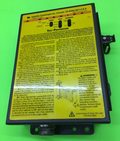 STI Light Curtain CONTROLLER MS4324B2-AC1-15X-5R-U/70011-1000
