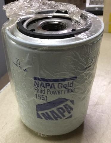 Napa Gold Oil Filter 1551 New no box