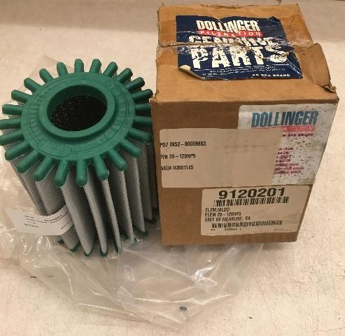 DOLLINGER Filtration/ Genuine Part- 9120201/ 29-120HP5 / In box