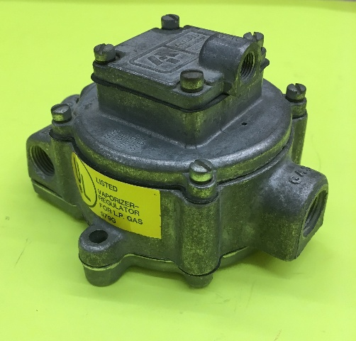 ALGAS CONVERTER VAPORIZER REGULATOR  FOR LP & GAS,& 100 HP ENGINES/#0628075-00