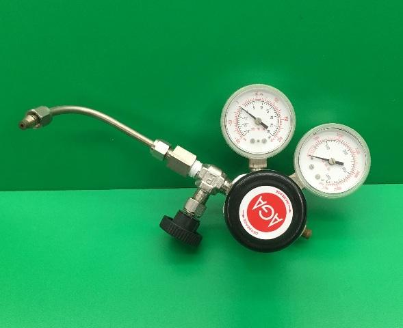 AGA General Purpose Compressed Gas Regulator 3000 PSIG , LB165-15-330-BV