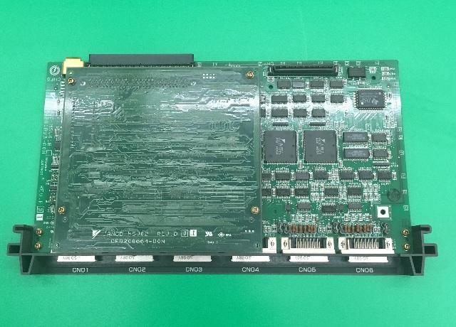 YASKAWA, JANCD-MSV01B-DF9201893-A0N REV.F01 Control Board