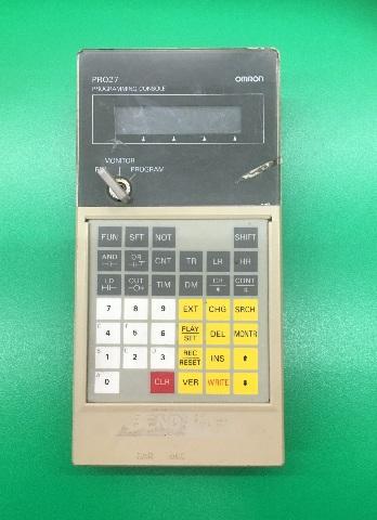 OMRON PRO27 Handheld/ Programming Console