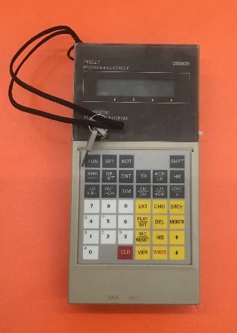 OMRON PRO27 Handheld/ Programming Console/ C200H-PR027-E/ Lot No.0727F