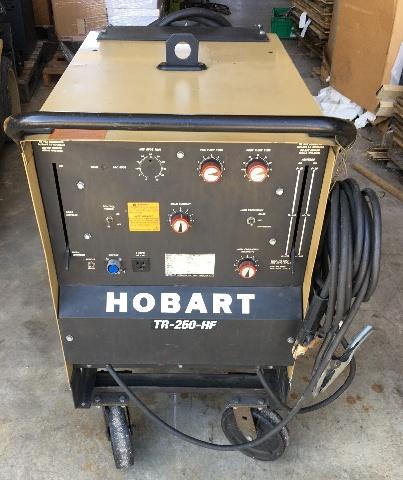 Hobart TR-250-HF Arc Stick Tig Welder AC/DC