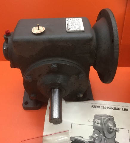 Winsmith C-Line Worm Gear Speed Reducer / Model 4MCT/ RPM 1800/Out put Torque 927