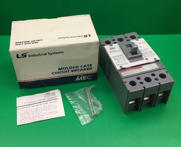 Meta MEC 100 AMP , Max 480 V Industrial Circuit Breaker/ Cat No. ABS 103U