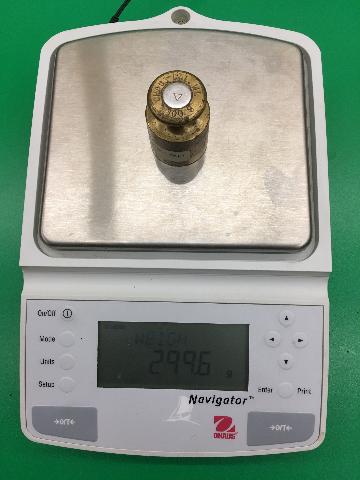 OHAUS Navigator N18110 Scale
