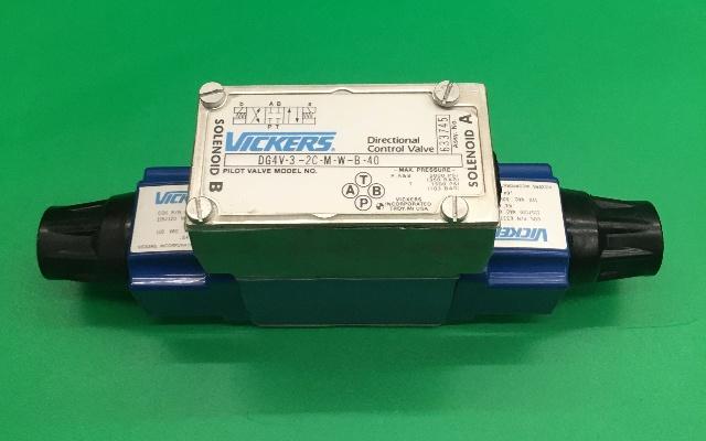 Vickers /Directional Control Valve/ Pilot Valve Model No. DG4V-3-2C-M-W-B-40