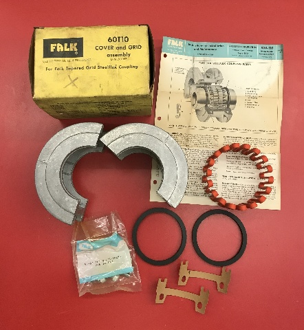 Falk 60T10 Cover and Grid Assembly B/M 707057