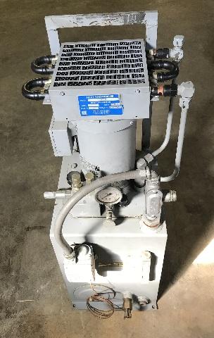 Vescor Heat Ex-changer VOCS5P/ WEG Motor 20222 HP 2.0, 208-230/460, 1730 RPM/ & reservoir
