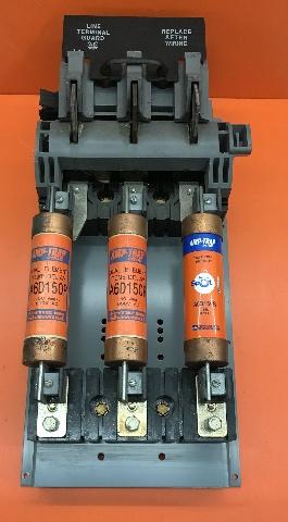 Allen-Bradley 40023-419-01, 200 Amp, 600 volts Max, Fusible Disconnect Switch