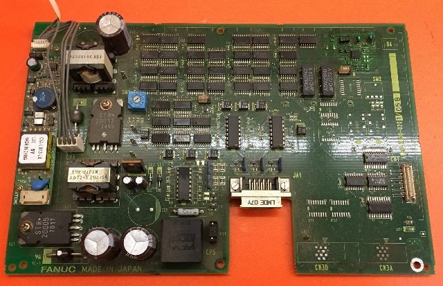 Fanuc A16B-2300-0201/05B Circuit Board
