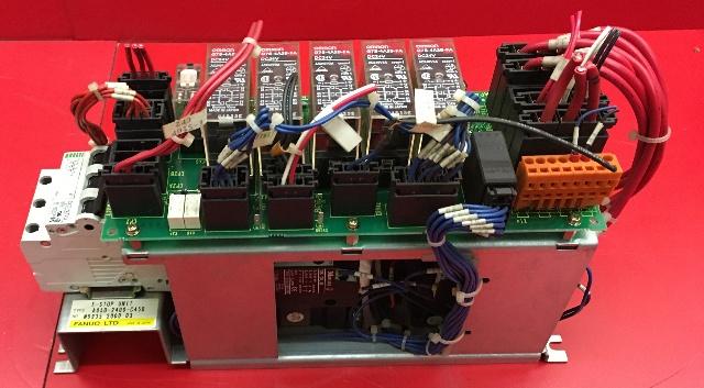 Fanuc E-Stop Unit A05B-2400-C450