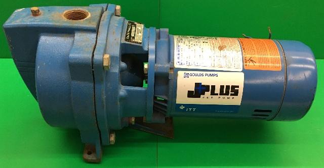 Goulds J5S 1/2 HP Shallow Well Jet Pump 115/260 V