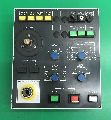 Fanuc Plus Generator, Control Panel A860-0202-T001
