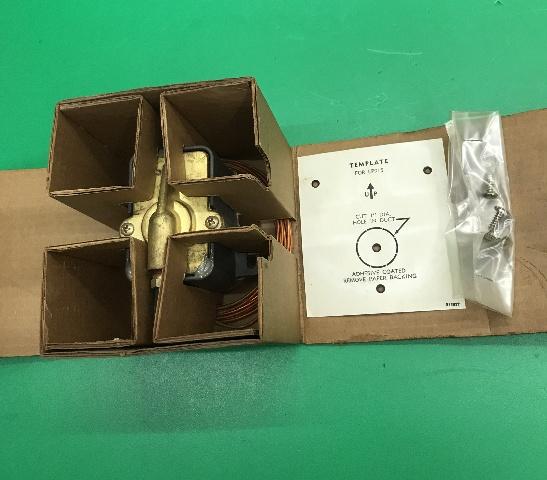 Honeywell LP915A 1044 Temperature Sensor, AVG type for duct MTG., Element: 20ft