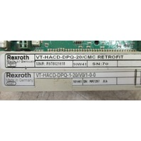 Rexroth Amplifier VT-HACD-DPQ-1-20/V0/1-0-0