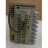 Yaskawa ServoPacks SGDH-04AE with I/F Units (2)JUSP-NS300 and (1)JUSP-NS100