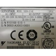 Yaskawa ServoPack SGDH-01AE