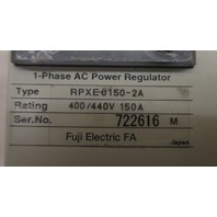 FUJI Power Regulator RPXE0150-2A