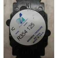 Arrow Pneumatics Lockout Valve R354