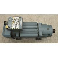 Shino Electric Co. Induction Motor S933A11