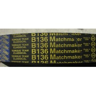 Goodyear Torque Team Classical B136 Matchmaker Belt