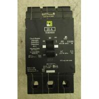 Square D  Breaker EDB34020