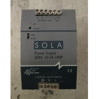 Sola Power Supply SDN 10-24-100p