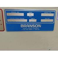 Branson Degreaser B950R
