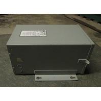 EGS HEVI-DUTY 1 Phase Transformer 5 KVA Pri. 480/240 V Sec. 240/120 V